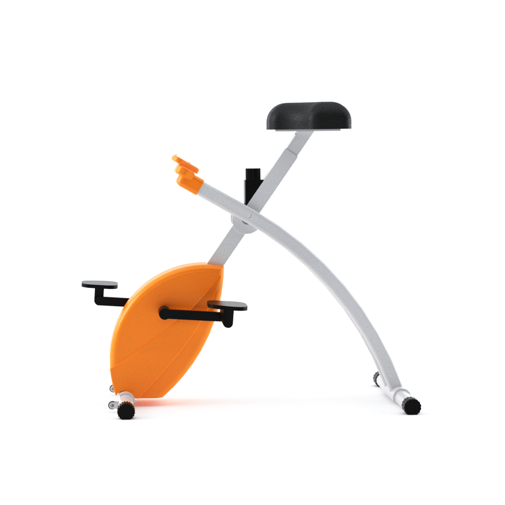 Ergonomyx Smart Under-The-Desk Bike