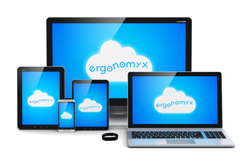 ergonomyx cloud on multiple devices